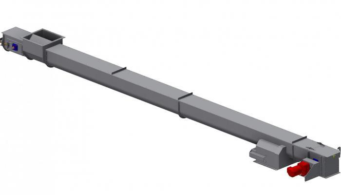 Segmentconveyor - Quintyn